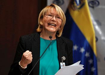 Venezuela's ex-AG Luisa Ortega