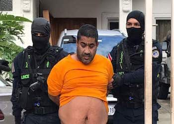 Atlantic Cartel leader Wilter Neptalí Blanco Ruíz
