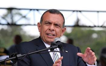 Expresidente de Honduras Porfirio Lobo