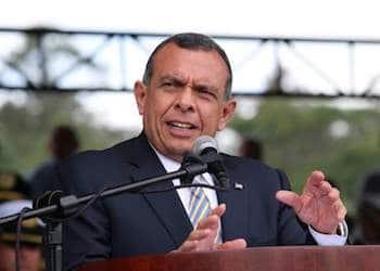Former Honduras President Porfirio Lobo