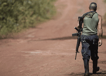 Some parts of the Colombian countryside are seeing murders spike