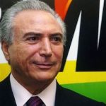 Brazil President Michel Temer of the PMDB