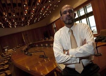 Former Colombian Supreme Court Judge Francisco Ricaurte