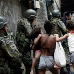 The military in Rio de Janeiro's Rocinha favela