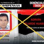 "Adrián Velarde Huamaní, alias ""Chato Adrián"""