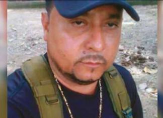 """Second-in-command of the Urabeños, Roberto Vargas Gutiérrez, alias """"Gavilán"""""""