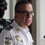 El Salvador Police Chief Howard Cotto warns of gangs' infiltration of local politics