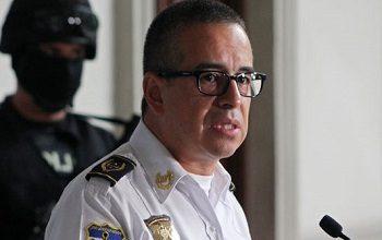 El Salvador Police Chief Howard Cotto warns of gangs' infiltration of local politics