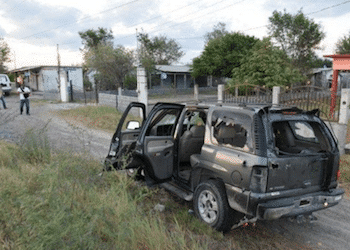 Criminal violence continues to rock Mexico's northeast