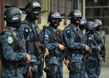 Reforming Honduras' National Police has helped reduce homicides