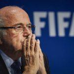 Former FIFA President Seth Blatter