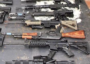 Resultado de imagen para AK-47 + brazilian crime