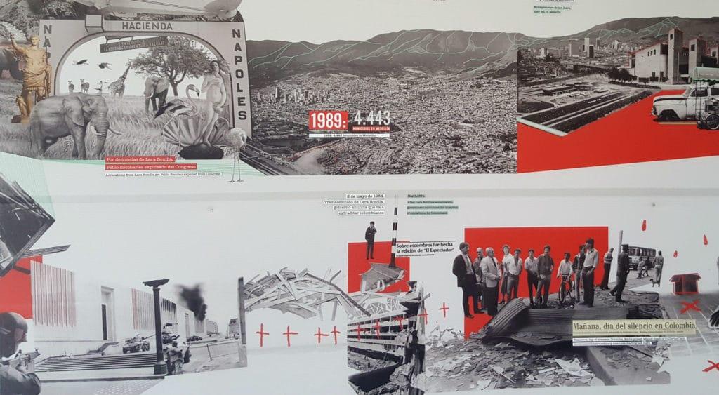 18-02-11 Colombia Medellin exhibition 1980s