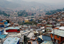 Comuna 13 in Medellín