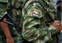 """FARC dissident numbers could grow after the arrest of """"Rambo"""""""
