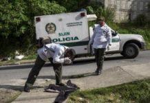 Killings among neighborhood gangs in Medellín caused the number of homicides to jump in 2018.