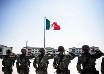 Mexico's War on Drugs Leaves 750 Military Personnel Dead Since 2006