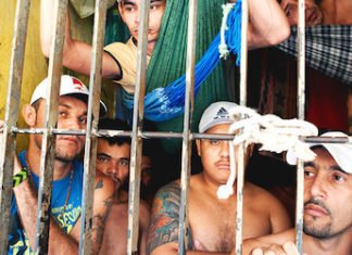 Brazil has some of the largest prison populations in the world