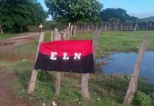 The ELN has long had a firm grip over southern Bolívar but the guerrilla group has been growing even stronger of late