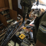 Argentina has dismantled a large arms trafficking organization