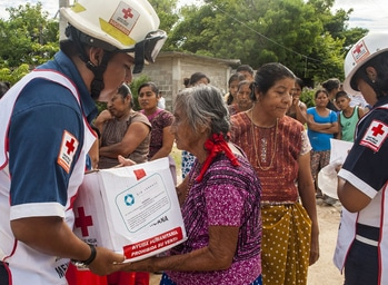 Mexico Red Cross Caught in Crossfire of Rival Criminal Groups