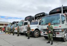 The open, porous border between Colombia and Ecuador is ripe for smuggling