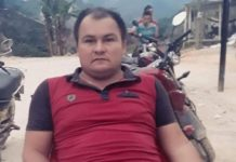 Dimar Torres, a former FARC rebel recently murdered by an army official