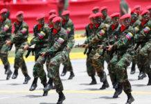 The Venezuelan army's deeper involvement with organized crime has helped to give criminal groups great sway inside the country