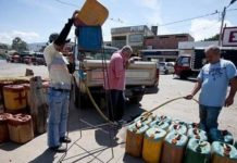 Rural gas stations in Colombia have been found selling millions of liters of fuel to coca paste producers