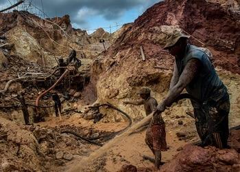 Venezuela Disease Outbreaks Reveal Criminal Migration to Illegal Gold Mines