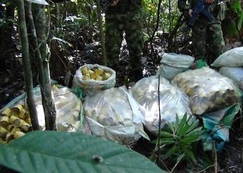 Urabeños Landmines are Guerrilla Tactic from Colombia's Dark Past