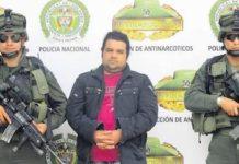"""Jesús María Aguirre Gallego, alias """"Chucho Mercancía"""" was the leader of Colombia criminal group, Los Pachenca"""