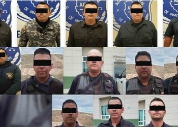 Entire Police Forces Continue to be Arrested in Mexico