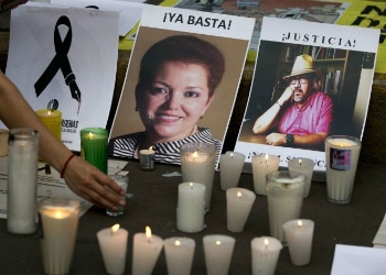 Still Without Protection, Journalists Are Mexico's Walking Dead
