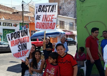 Irapuato, Symbol of Rising Violence in Mexico's Mid-Sized Cities