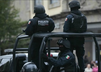 Majority of Mexico Police Force Unfit for Service