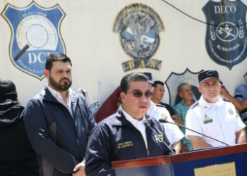 Police Again at Center of Latest Death Squad Uncovered in El Salvador