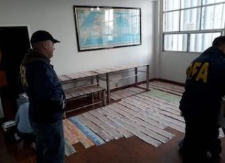 Members of a chinese crie organization are accused of tax fraud and money laundering in Argentina