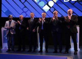 Presidential candidates in Argentina debate their proposals ahead of elections on October 27