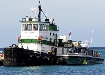 Tugboat Off Aruba Coast Hides More Than Just Cocaine
