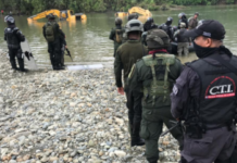 A crackdown on illegal mining in Timbiquí risks having adverse consequence for security forces