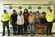 A band known as 'La Mona' sexually exploited Venezuelan minors in La Guajira