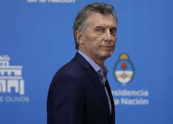 Mauricio Macri took office in Argentina in December 2015