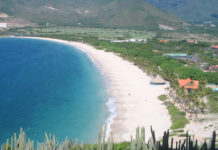 The idyllic Margarita island has gone from tourism hotspot to drug trafficking corridor