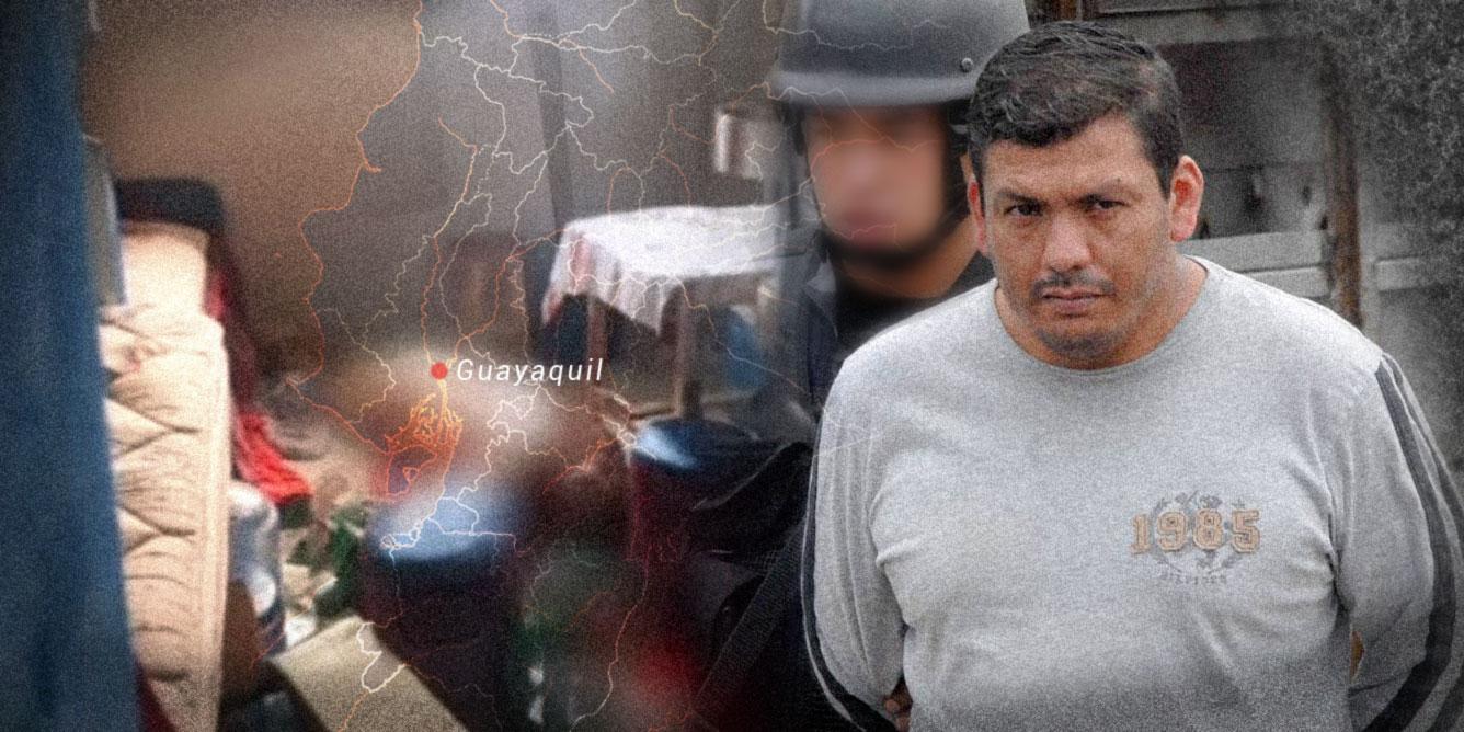 Telmo Castro - The Sinaloa Cartel's Man in Ecuador
