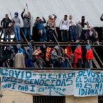 Inmates in Argentina are demanding protection from a potential Coronavirus outbreak in prisons