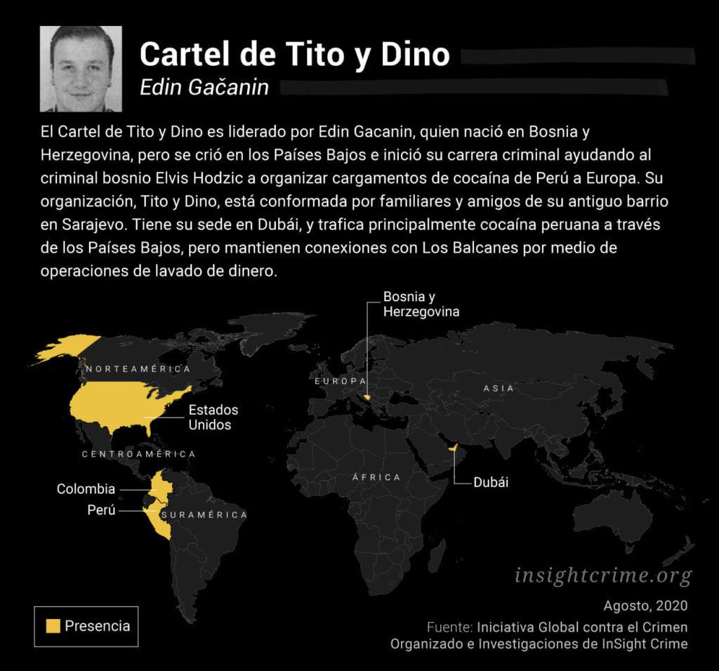 perfil grafico tito y dino cartel
