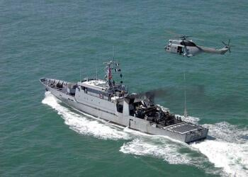 French Guiana Navy.