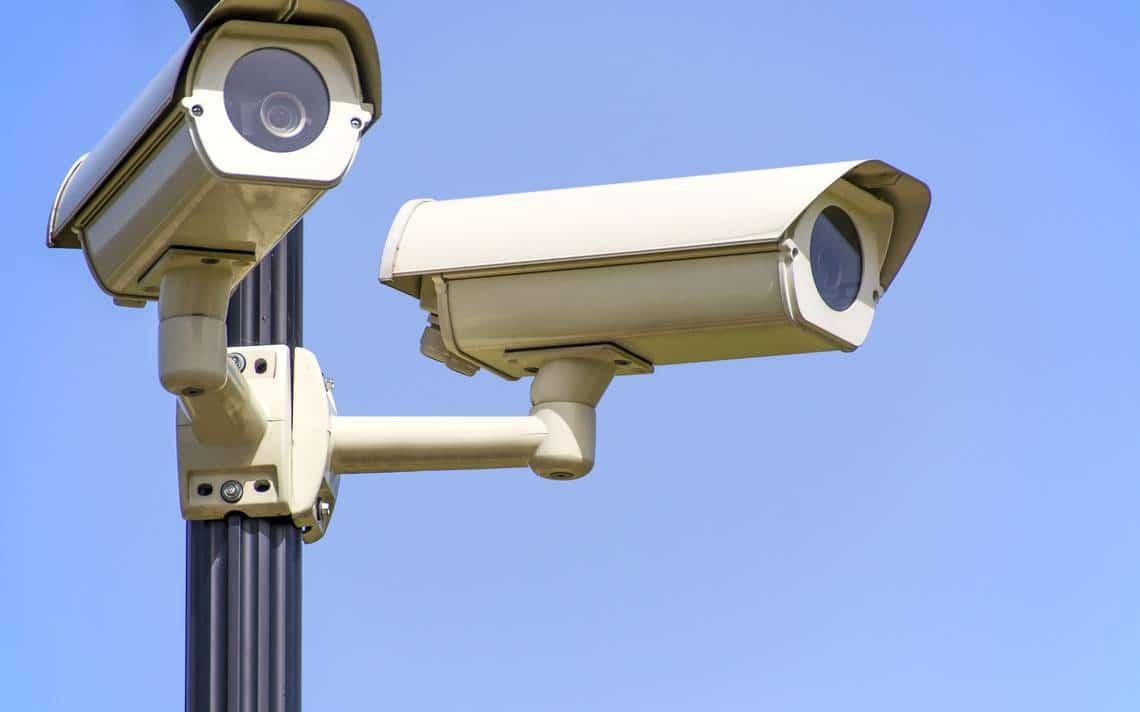 Cartel Gunmen Take Out Surveillance Cameras in Sinaloa, Mexico